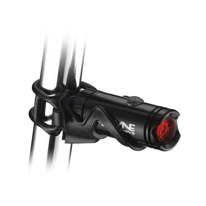 Éclairage arrière Lezyne Micro Drive Noir