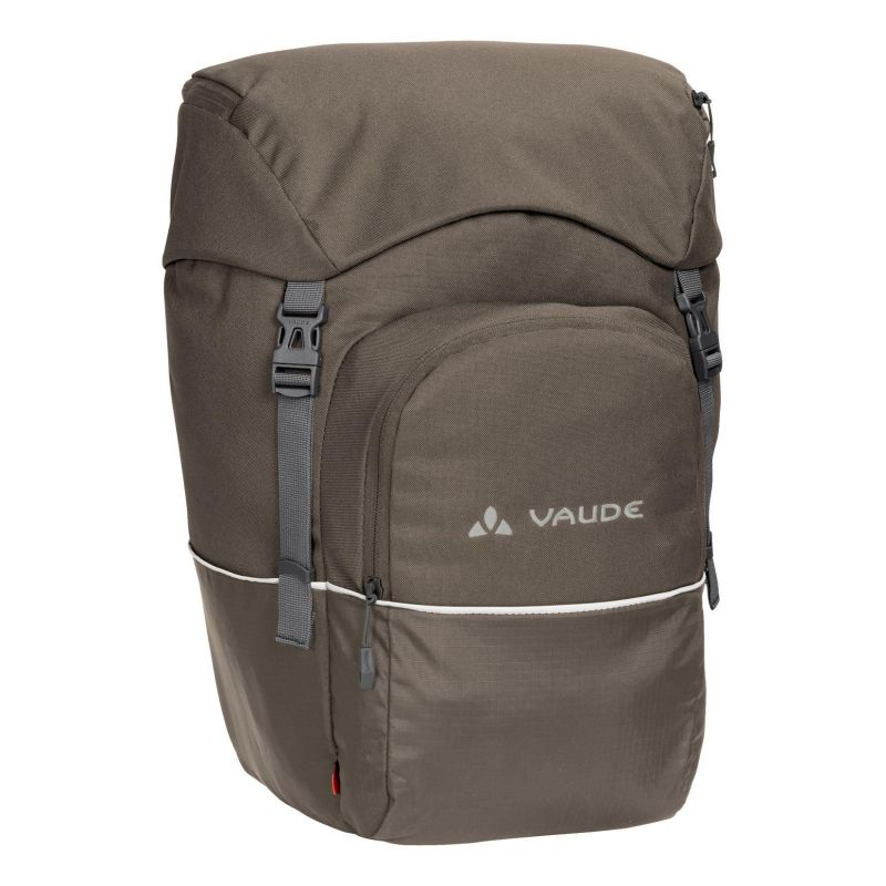 Sacoches Porte Bagages Avant Vaude Road Master Front 36 L Vert