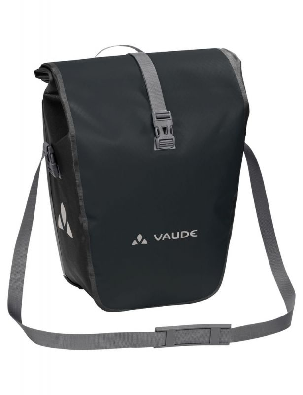Sacoche arrière étanche Vaude Aqua Back 2x24 L Noir