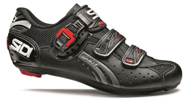 Chaussures Sidi GENIUS 5-FIT Carbon noir mat