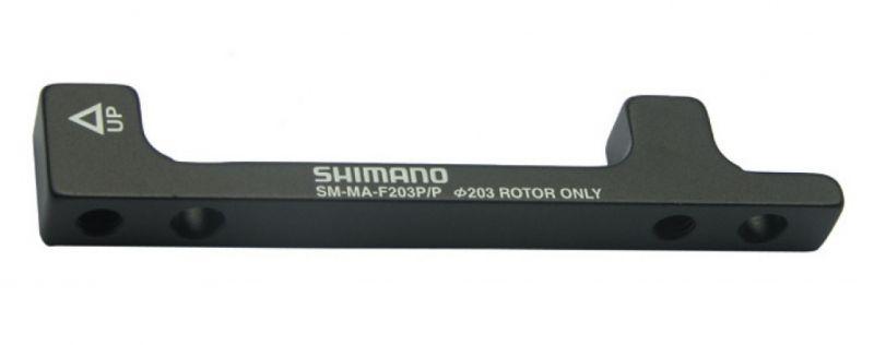 Adaptateur Shimano PM/PM 203 mm avant