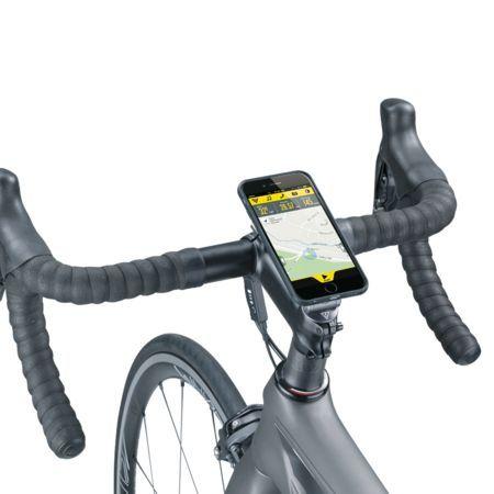Housse et support de SmartPhone Topeak RideCase - iPhone 6 Plus (noir) - 2