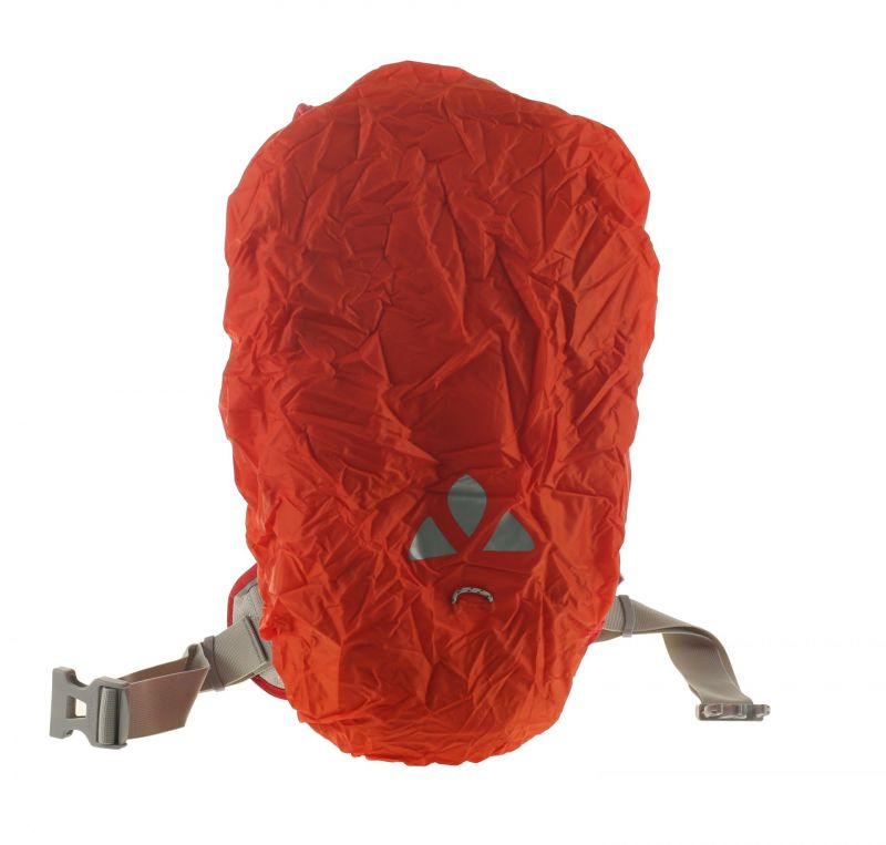 Sac à dos d'hydratation Vaude Aquarius 6+3 L Rouge - 4