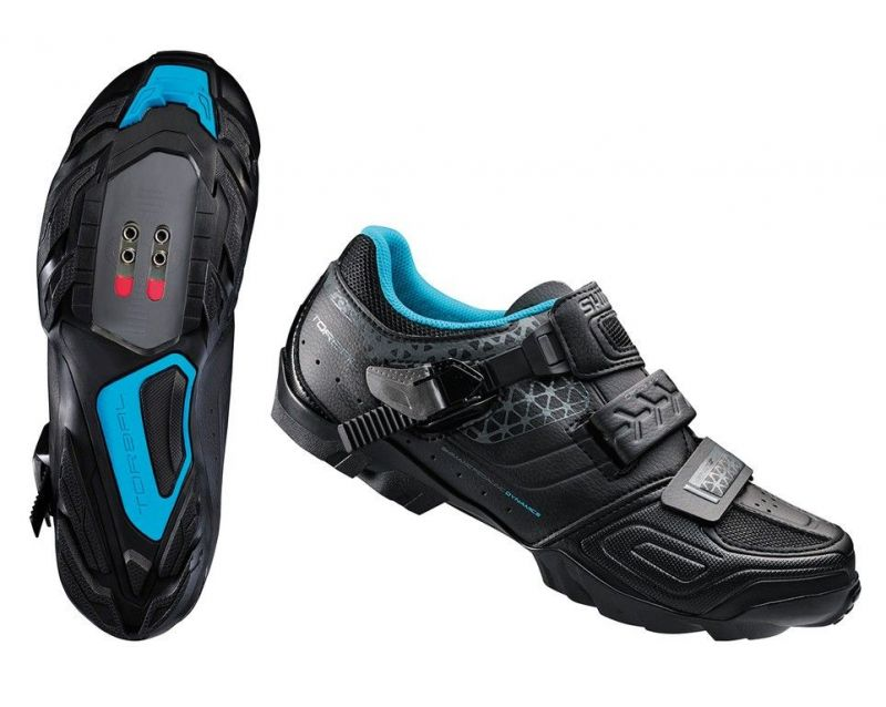 Chaussures Shimano turquoise Urbaines femme V1RvAd7c7