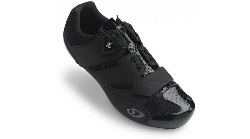Chaussures route Giro SAVIX Noir mat