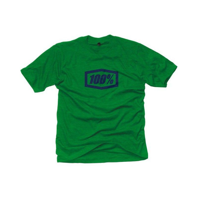 Tee shirt 100% Essential Heather Kelly (Vert)