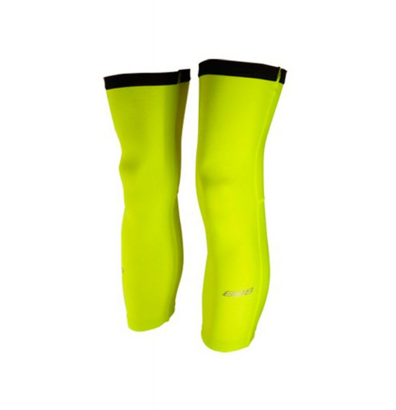 Genouillères BBB Thermo (jaune fluo) - BBW-93