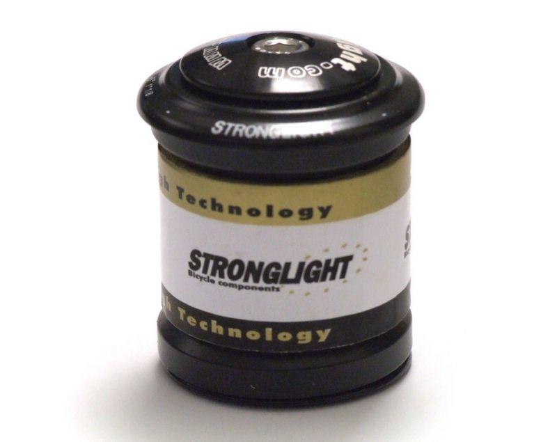 "Jeu de direction Stronglight RAZ Steel semi-intégré 1.1/8"" Noir"
