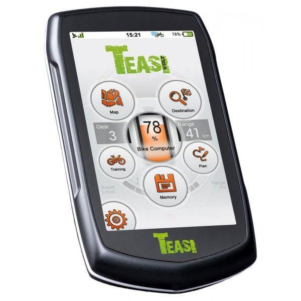 GPS Teasi Volt pour TranzX M25, F15, M16 - 2