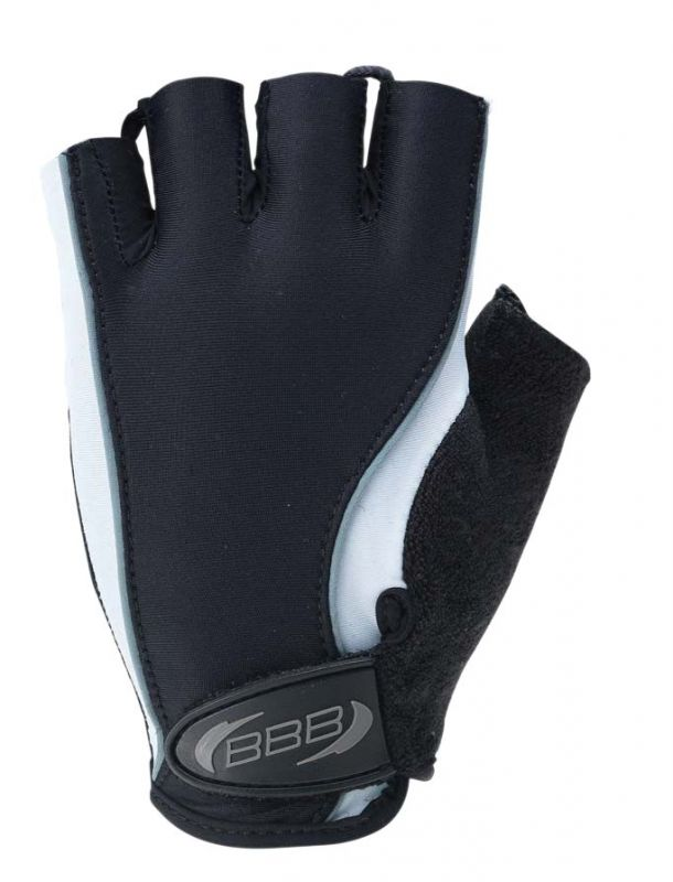 Gants d'été BBB LadyZone (noir) - BBW-27