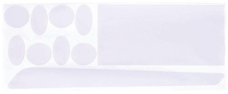 Kit de protection de cadre BBB ClearSkin (transparent) - BBP-57