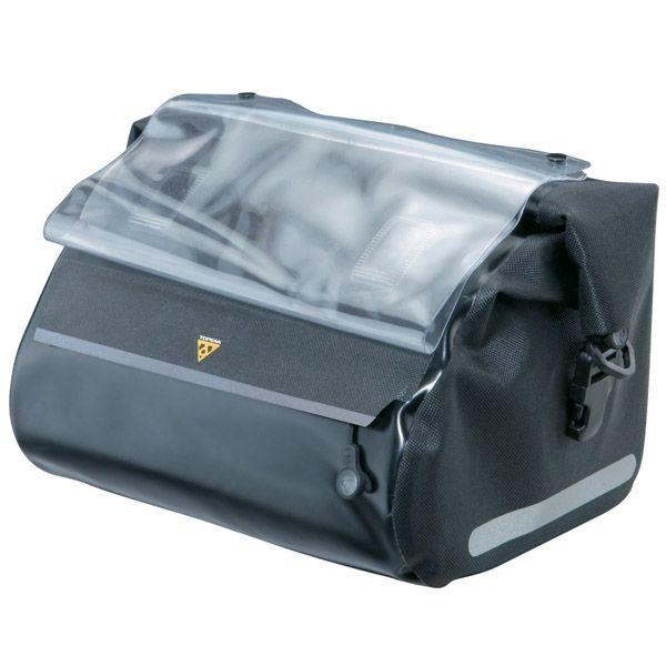 Sacoche étanche de guidon Topeak HandleBar DryBag 7,5 L Noir