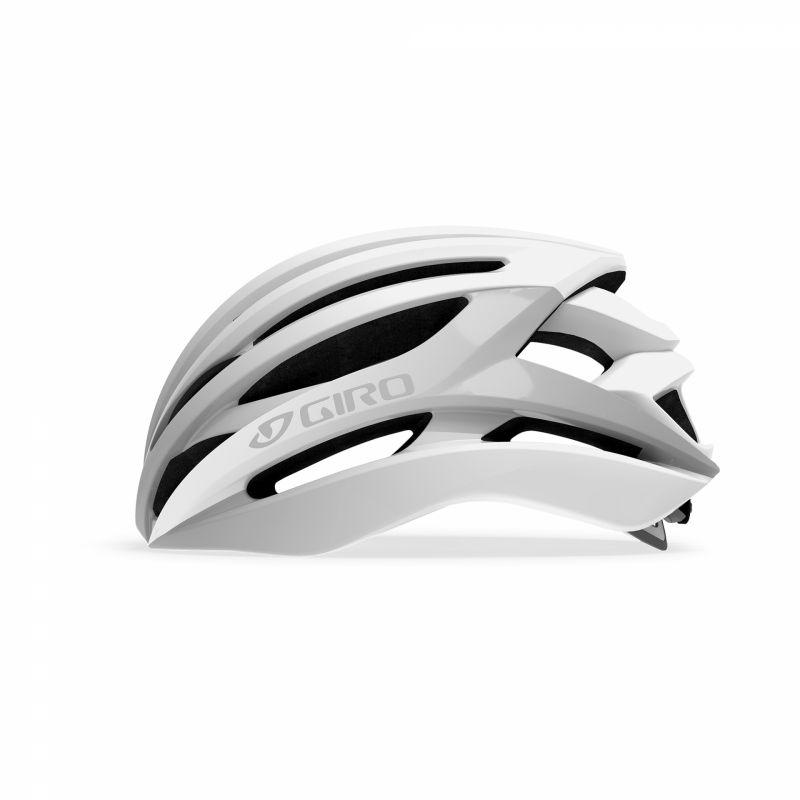 Casque Giro Syntax Blanc Mat/Argent - 1