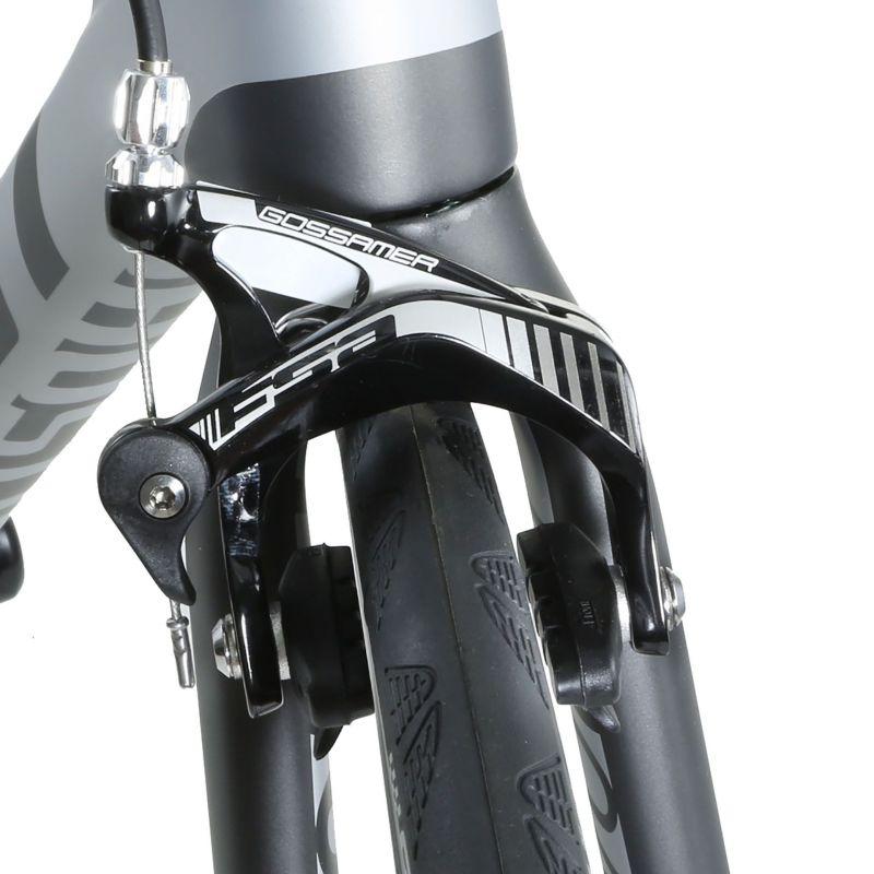 Vélo de route Ghost Nivolet 3 LC Argent/Titanium - 3
