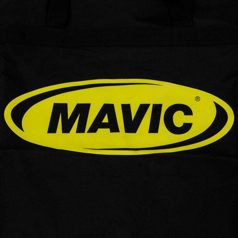 Housse de roue VTT Mavic Noir/Jaune (Unité) - 4