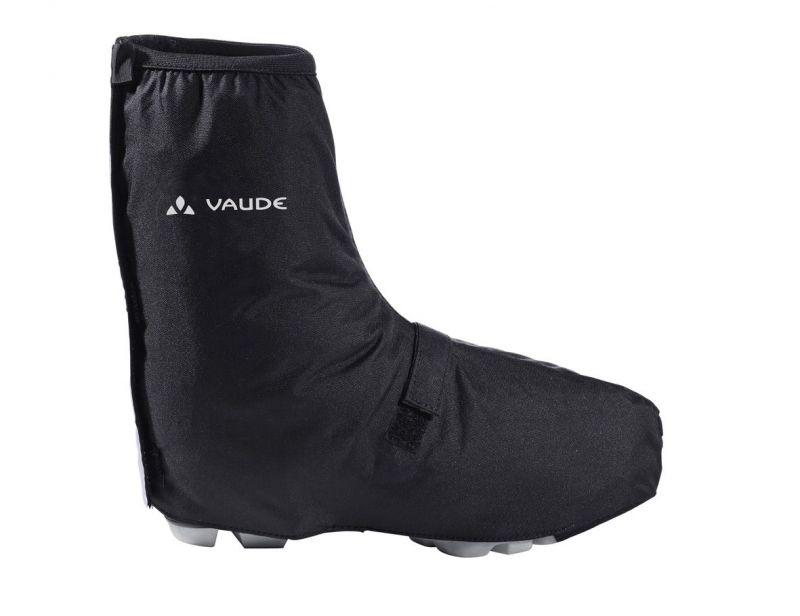 Couvre-chaussures étanches Vaude Bike Gaiter Noir