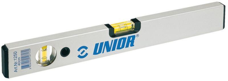 Niveau à bulle Unior profil en aluminum 300 mm 1250