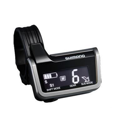 Écran de contrôle Shimano XTR Di2 M9050