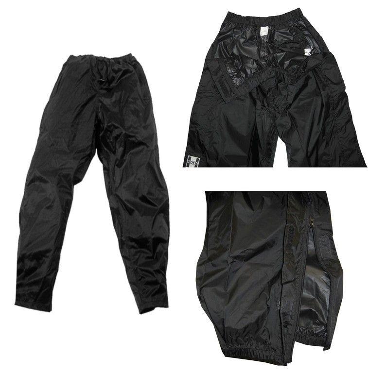 Pantalon imperméable Hock Rain Guard Zipp Noir