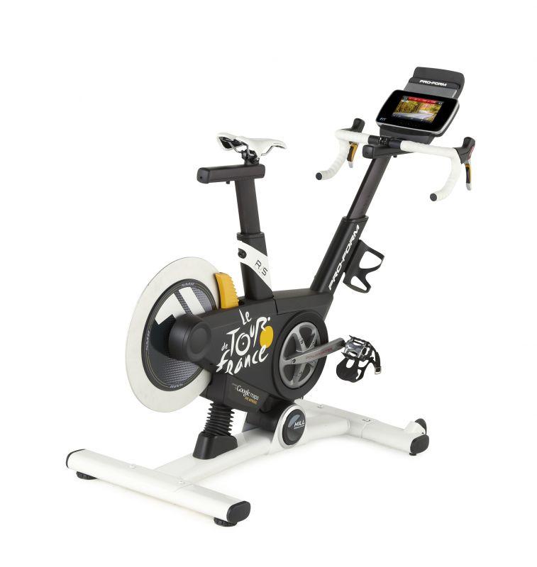 Proform Tour De France 4 0 Exercise Bike: Vélo De Biking PROFORM Tour De France Sur Ultime Bike