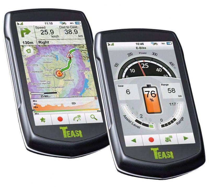 GPS Teasi Volt pour TranzX M25, F15, M16