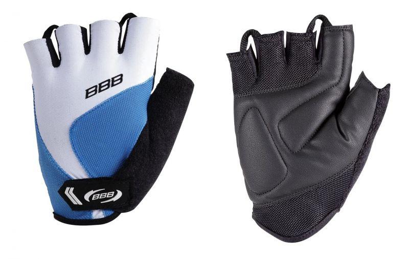Gants d'été BBB Classic (bleu) - BBW-42