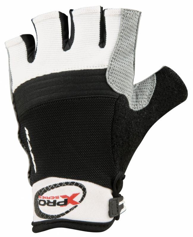 Gants été Massi X-Pro Series Noir/Blanc