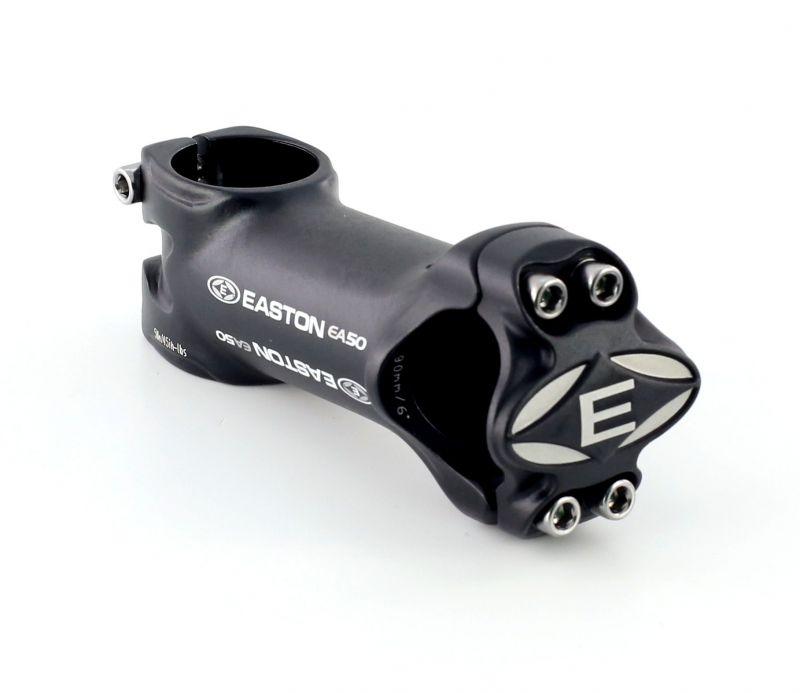 Potence Easton EA50 31.8 L. 90 mm +/-6D Noir