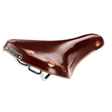 Selle Brooks Team Pro S Special - Antic Brown