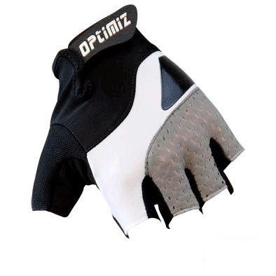Gants été Optimiz Performer G500 Noir/Blanc/Gris