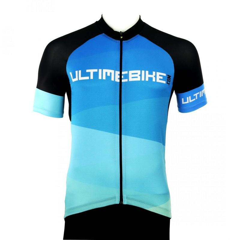 Maillot UltimeBike Team Fit by TACTIC Manches courtes