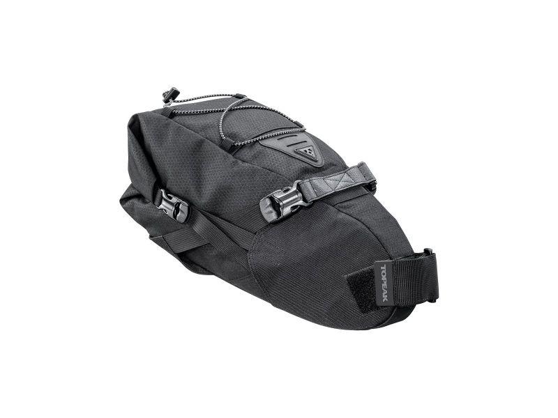 Sacoche de selle Bikepacking Topeak BackLoader 15 L Noir