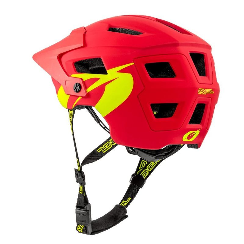 Casque O'Neal Defender Solid Rouge - 2