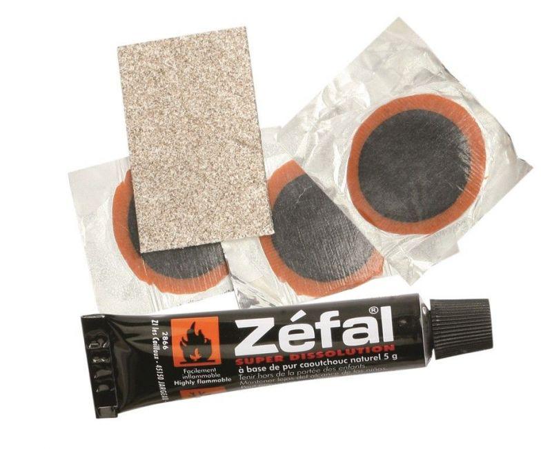 Kit de réparation Zéfal pneu Tubeless 6 pièces