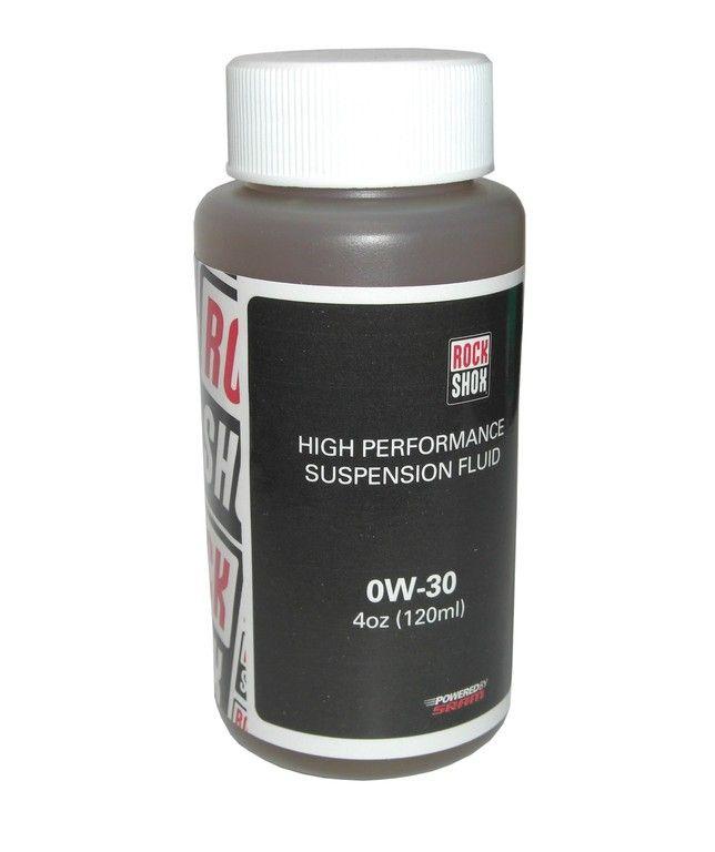 Huile pour fourche RockShox 0-W30 (120ml)