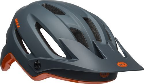 Casque Bell 4Forty Gris/Orange