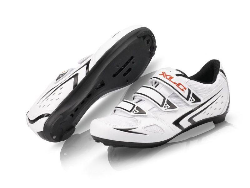 Chaussures route XLC CB-R04 Blanc/Noir