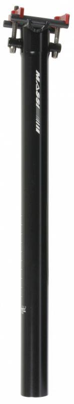 Tige de selle Massi X-Lite-I 31,6 x 410 mm Noir