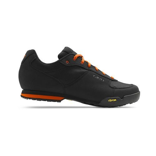 Chaussures Giro Rumble VR Noir/Rouge - 1