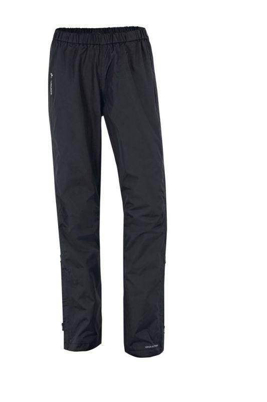 Vaude Fluid Pantalon Femme Noir 38