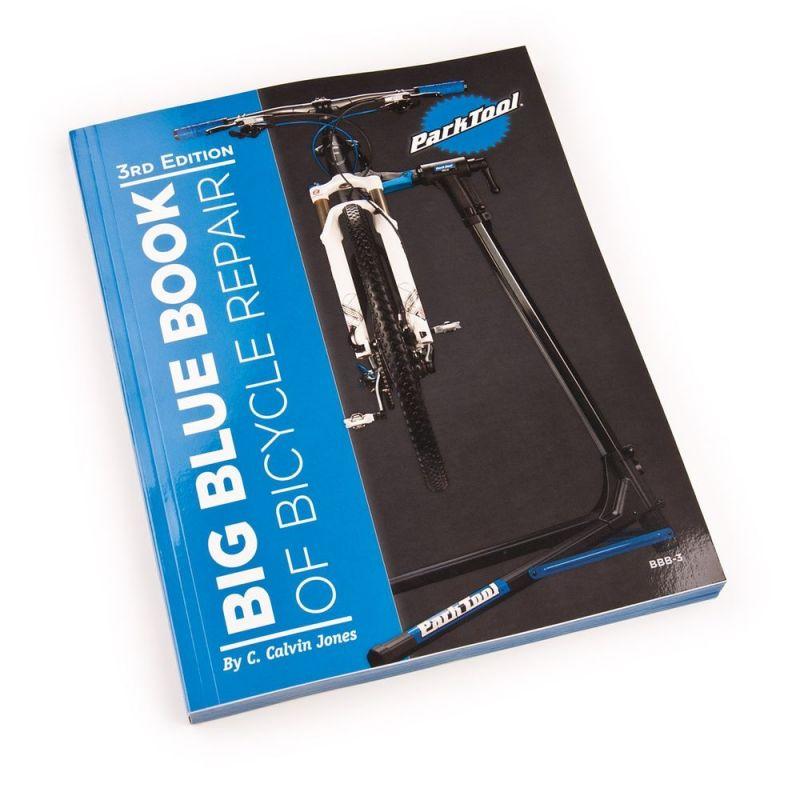 Livre d'information Park Tool pour réparations de Vélo (anglais) - BBB-3