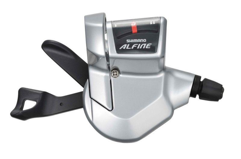 Manette trigger Shimano Alfine SL S700 11V Argent