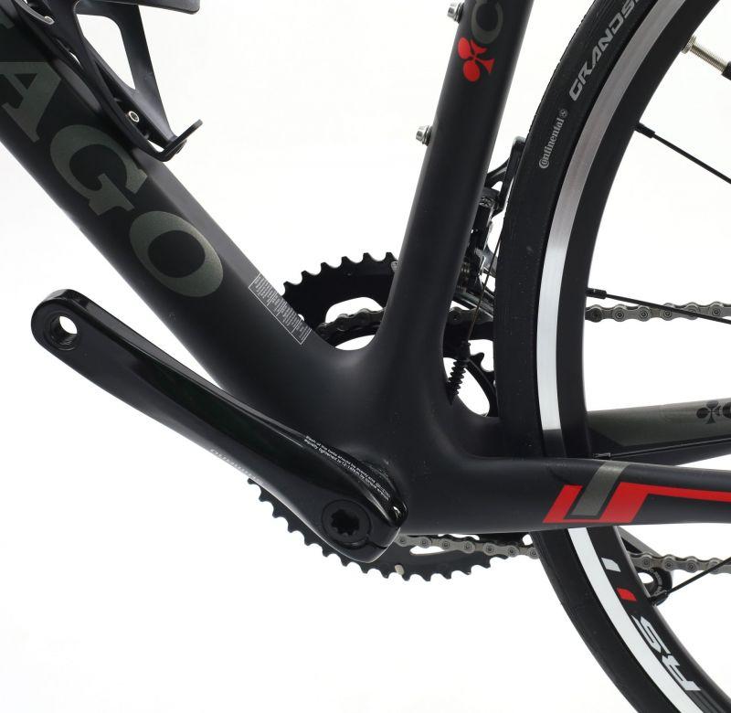 Vélo Colnago CX Zero Ultegra mix 11s / Sh. WH-RS11 (LABR) 2015 - 4