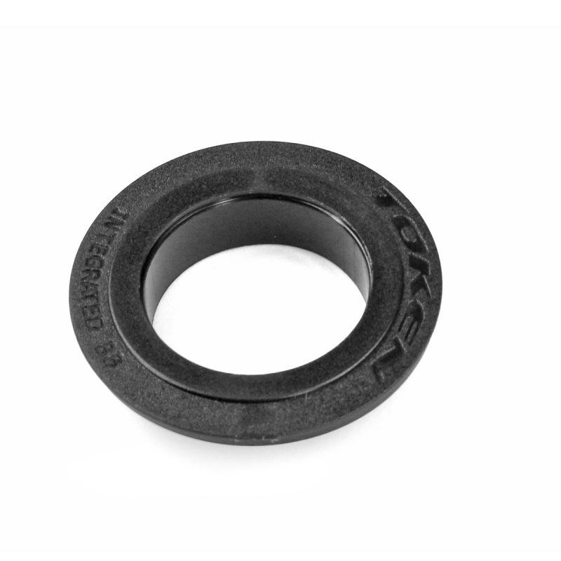 Cache-poussière boîtier de pédalier Token TK877EX Noir