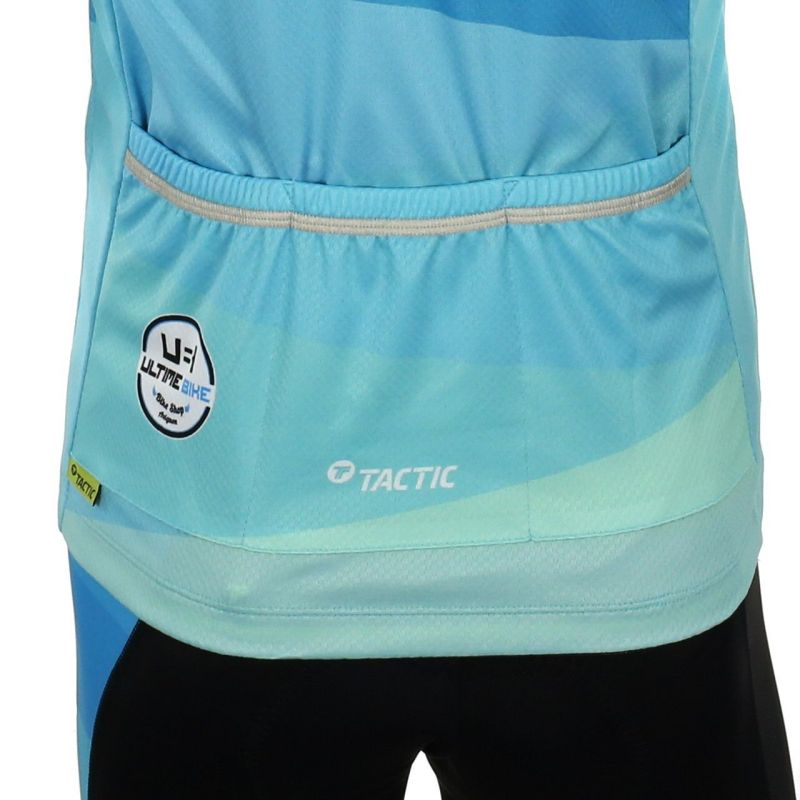 Maillot UltimeBike Team Fit by TACTIC Manches courtes - 4