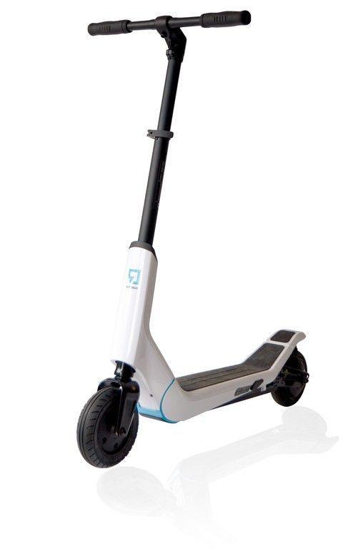 Trottinette lectrique citybug2 e scooter blanc sur ultime bike - E scooter trottinette electrique ...