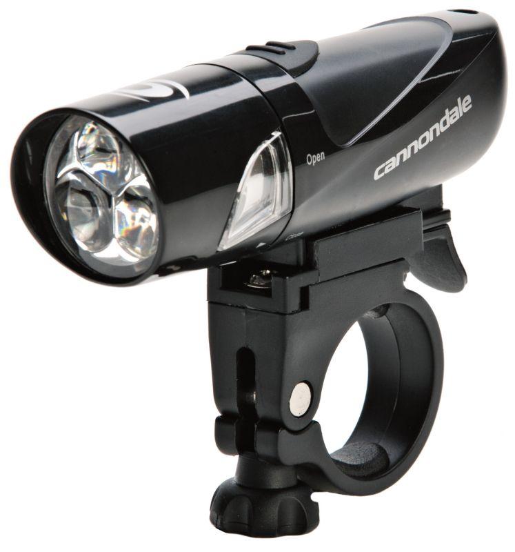 Éclairage avant Cannondale Foresite 3 LEDs