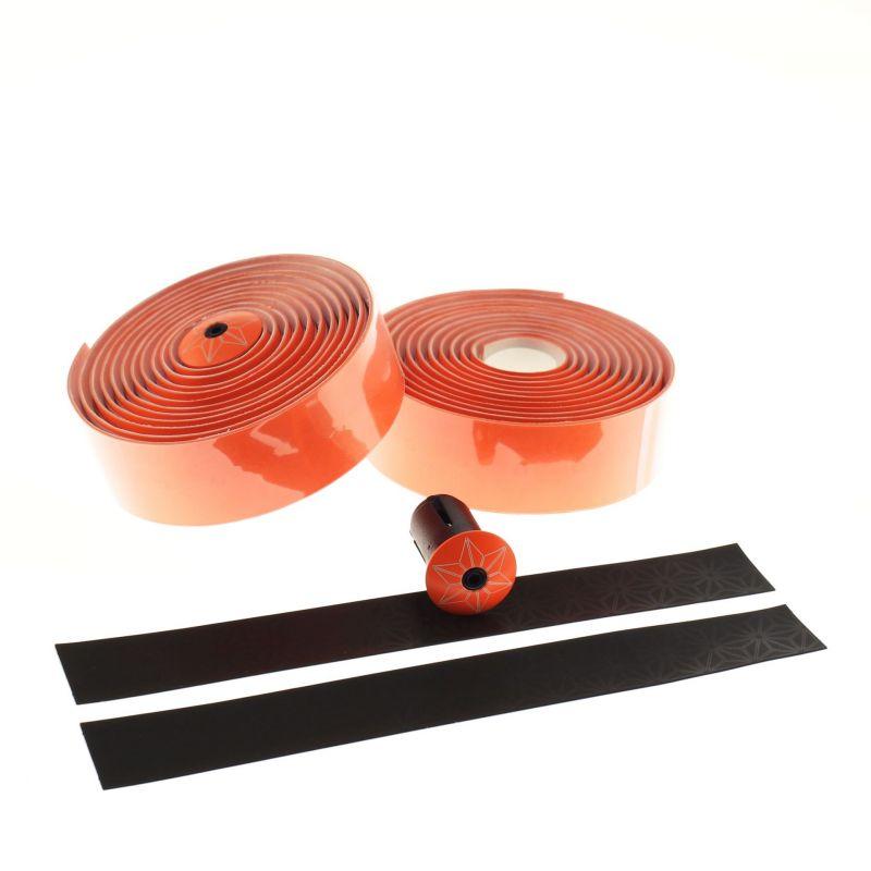 Ruban de cintre Supacaz Super Sticky Kush Tape Orange Fluo