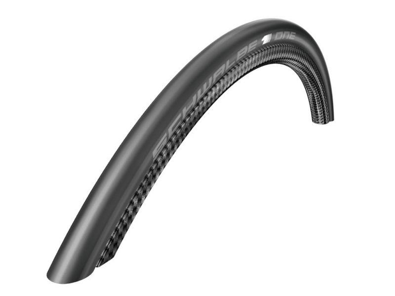Pneu Schwalbe One 700 x 25C noir (TS – LS – VG – EL)
