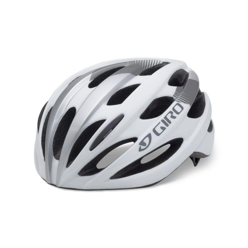 Casque Giro TRINITY Blanc/Argent